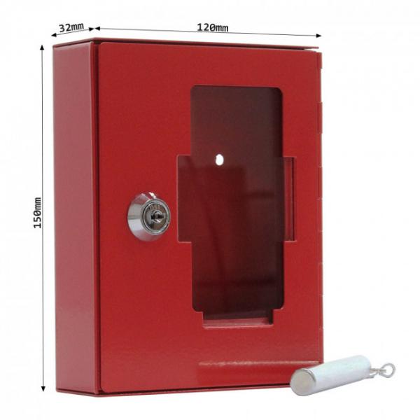 Caseta pentru cheia de urgenta NSK 1 inchidere cheie 2