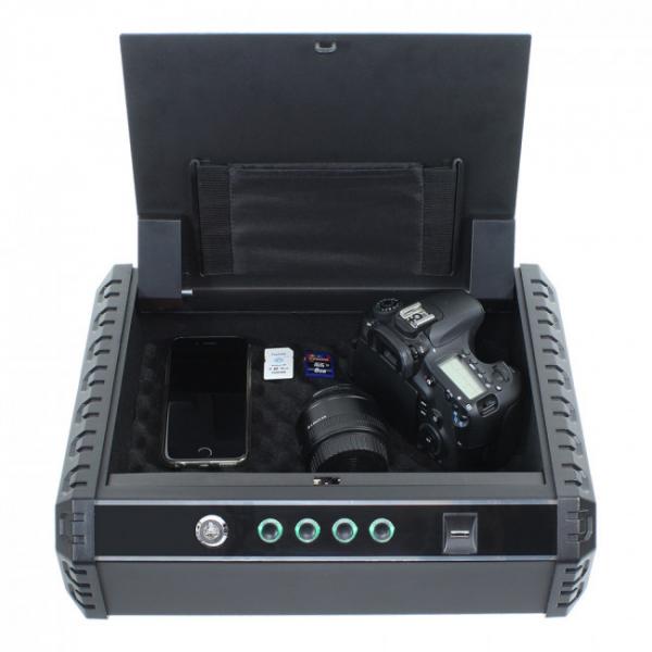 Caseta pistol Gun Master XL inchidere biometrica [5]