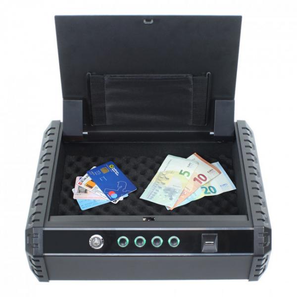 Caseta pistol Gun Master XL inchidere biometrica [6]