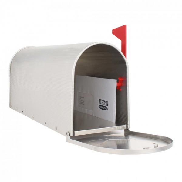 Cutie postala US Mail Box aluminiu 2