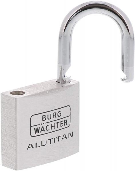 Lacat aluminiu Alutitan 770 40 SB inchidere cheie 2