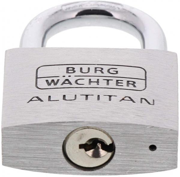 Lacat aluminiu Alutitan 770 40 SB inchidere cheie 3