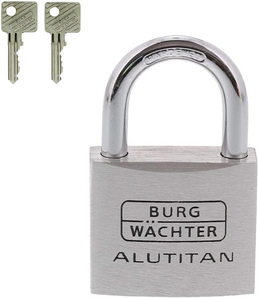 Lacat aluminiu Alutitan 770 40 SB inchidere cheie 4
