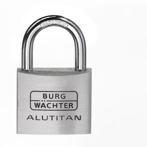 Lacat aluminiu Alutitan 770 40 SB inchidere cheie 0