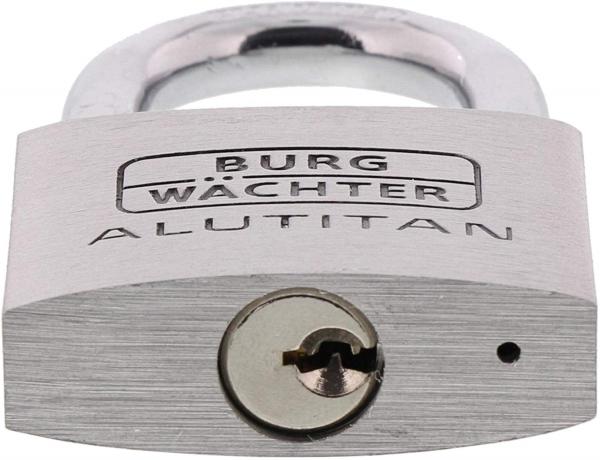 Lacat aluminiu Alutitan 770 50 SB inchidere cheie 2