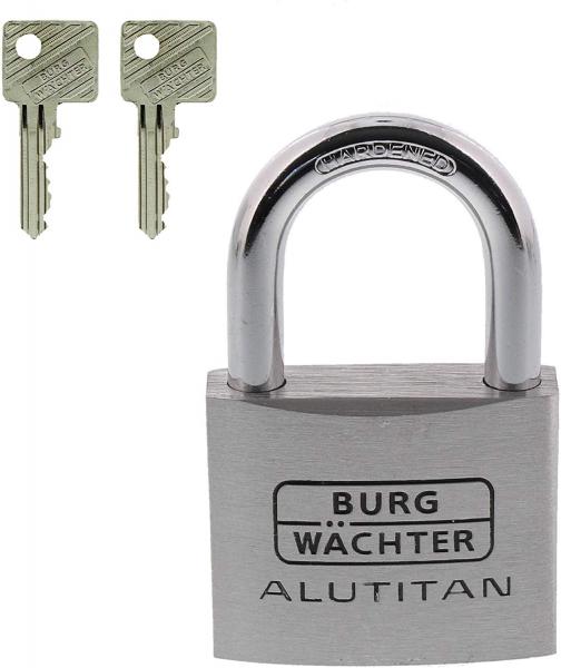 Lacat aluminiu Alutitan 770 50 SB inchidere cheie 3