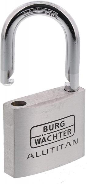Lacat aluminiu Alutitan 770 50 SB inchidere cheie 6