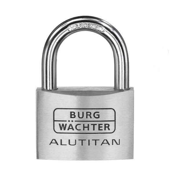 Lacat aluminiu Alutitan 770 50 SB inchidere cheie 0