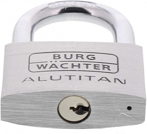 Lacat aluminiu Alutitan 770 60 SB inchidere cheie [2]