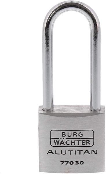 Lacat aluminiu Alutitan 770 HB 30 45 SB inchidere cheie 1