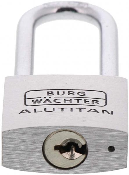 Lacat aluminiu Alutitan 770 HB 30 45 SB inchidere cheie 2