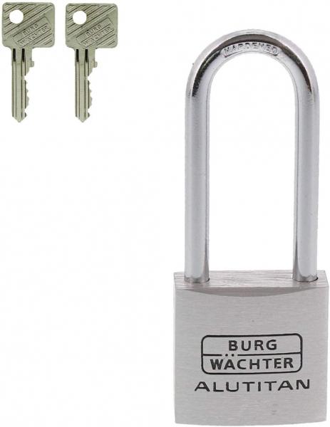 Lacat aluminiu Alutitan 770 HB 30 45 SB inchidere cheie 4