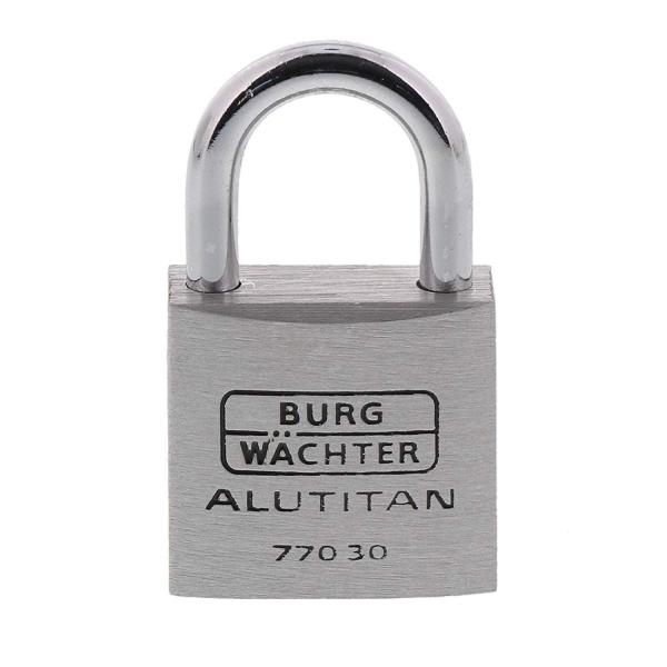 Set 2 lacate aluminiu Alutitan DUO 770 30 SB inchidere cheie 2