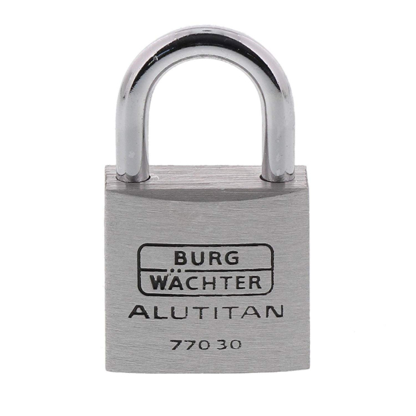 Set 2 lacate aluminiu Alutitan DUO 770 40 SB inchidere cheie 2
