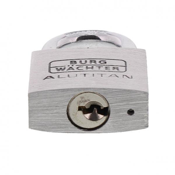 Set 2 lacate aluminiu Alutitan DUO 770 30 SB inchidere cheie 4