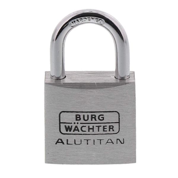 Set 2 lacate aluminiu Alutitan DUO 770 30 SB inchidere cheie 1