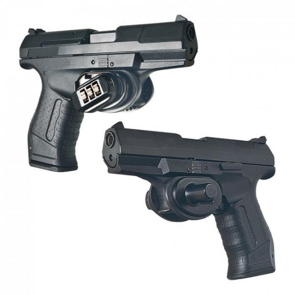 Piedica tragaci Gun Control inchidere cifru mecanic 3