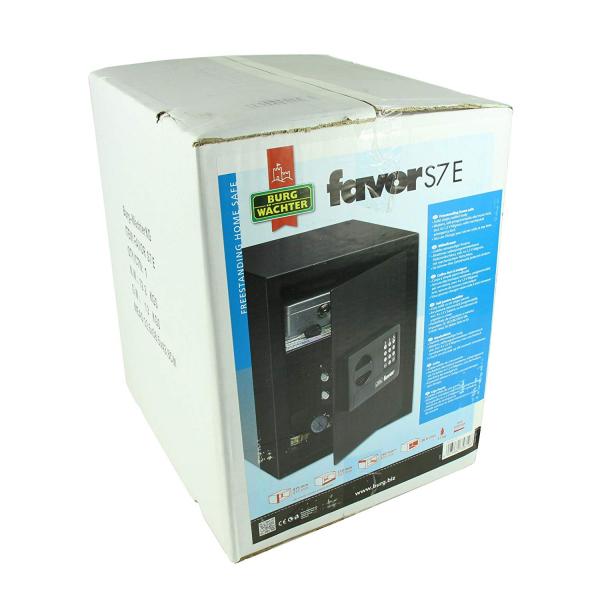 Seif Favor S7 E inchidere electronica 6