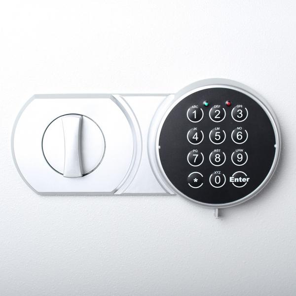 Seif antifoc pentru chei Fire Key 20 inchidere electronica 4