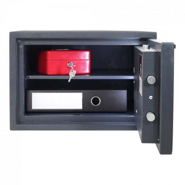 Seif certificat antiefractie Power Safe 300 inchidere electronica [3]
