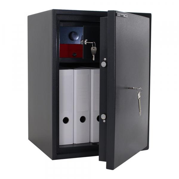 Seif certificat antiefractie Power Safe 600 inchidere cheie 1