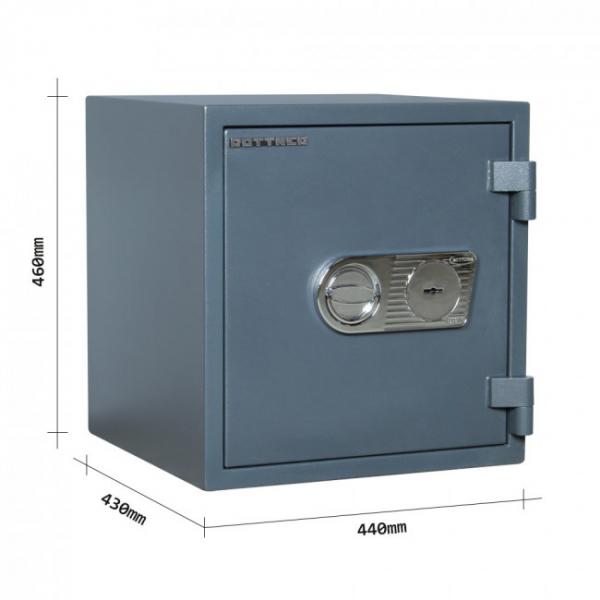 Seif certificat antiefractie antifoc Atlas 45 inchidere cheie 3