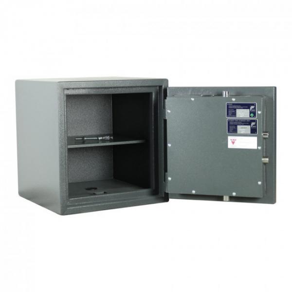Seif certificat antiefractie antifoc Atlas 45 inchidere electronica 2