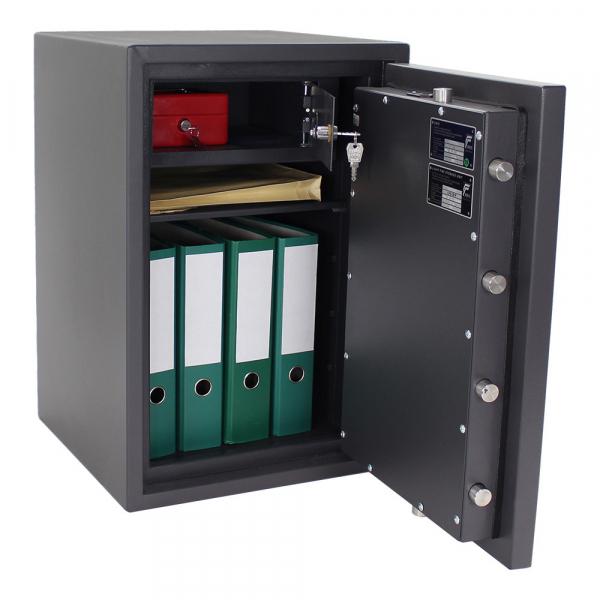 Seif certificat antiefractie antifoc Atlas 65 inchidere electronica [1]
