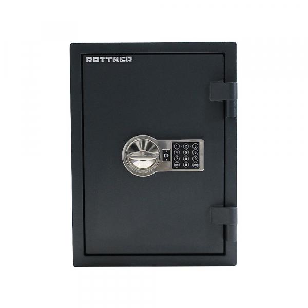 Seif certificat antiefractie antifoc Fire Hero 50 inchidere electronica 1