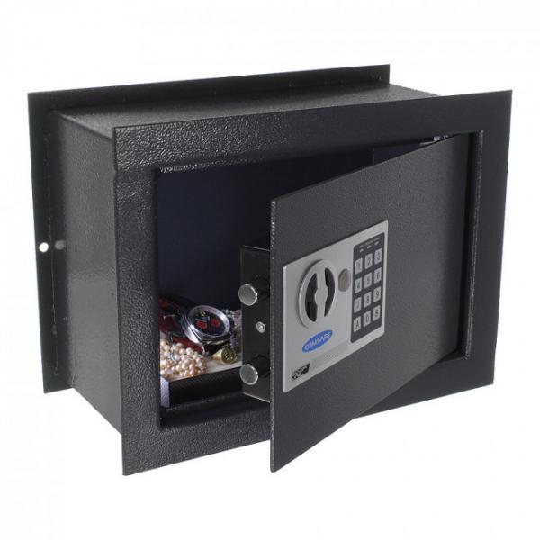 Seif incastrabil in perete Wallmatic 1 inchidere electronica 2
