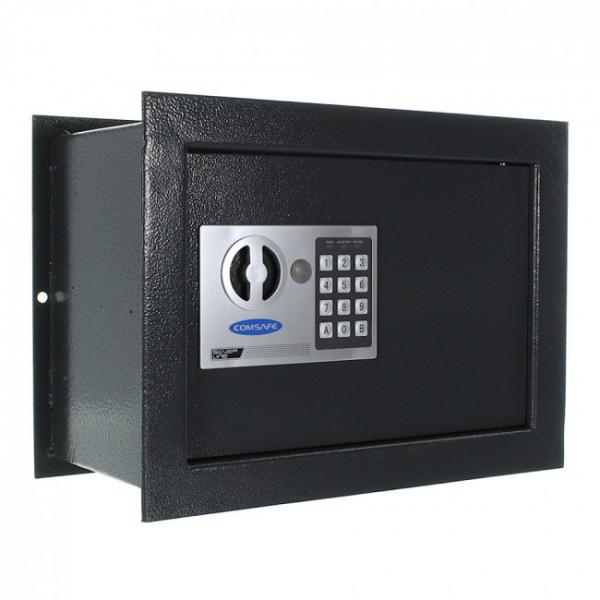 Seif incastrabil in perete Wallmatic 1 inchidere electronica 0