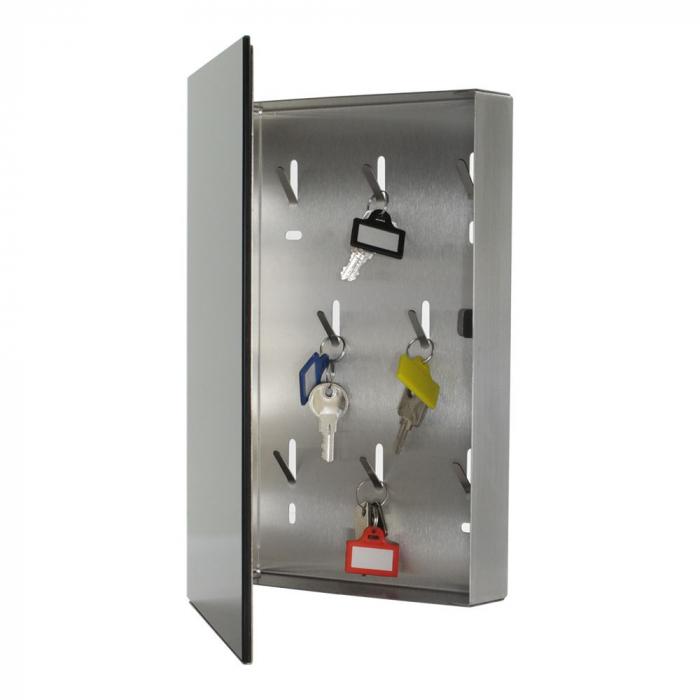 Caseta chei Key Glass neagra [1]