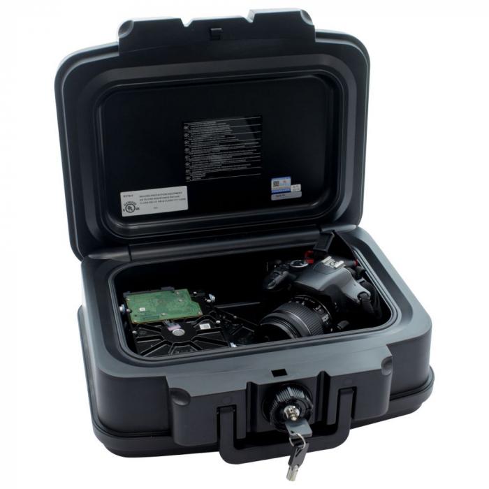 Caseta antifoc Fire Data Box 1 inchidere cheie [3]