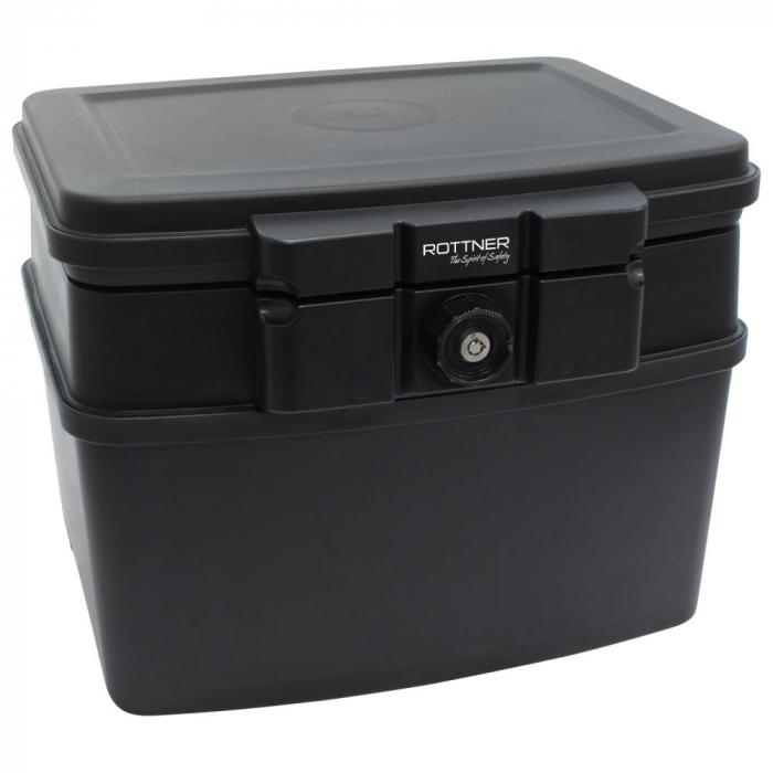 Caseta antifoc Fire Data Box 3 inchidere cheie [0]
