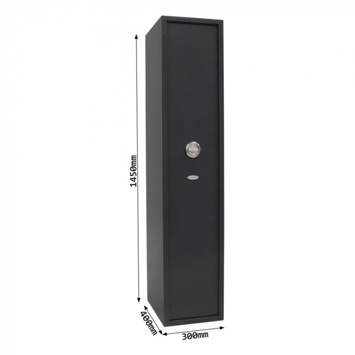 Dulap arme Fifty BT inchidere electronica cu Bluetooth [4]
