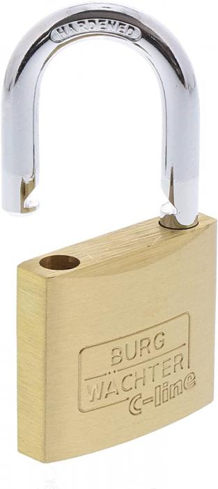 Lacat alama C-Line 222 C 35 SB inchidere cheie [2]