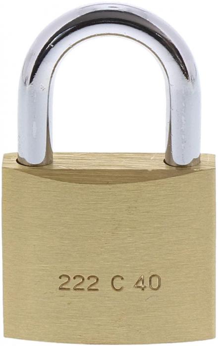 Lacat alama C-Line 222 C 40 6 SB inchidere cheie [1]