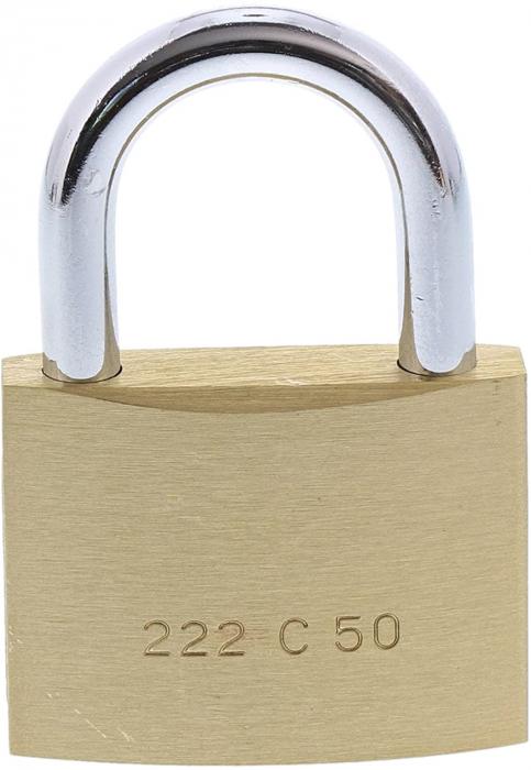 Lacat alama C-Line 222 C 50 6 SB inchidere cheie [1]