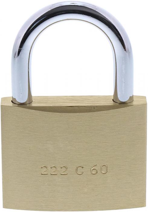 Lacat alama C-Line 222 C 60 SB inchidere cheie [1]