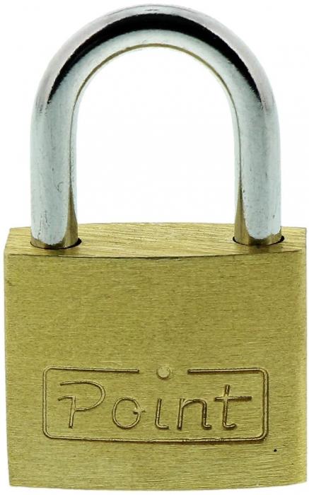Lacat Point 500 40 SB inchidere cheie [0]