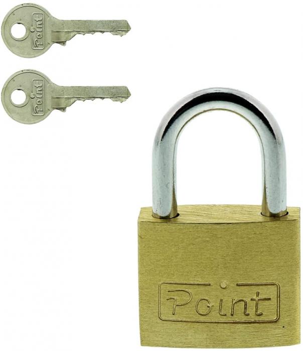 Lacat Point 500 20 SB inchidere cheie [4]