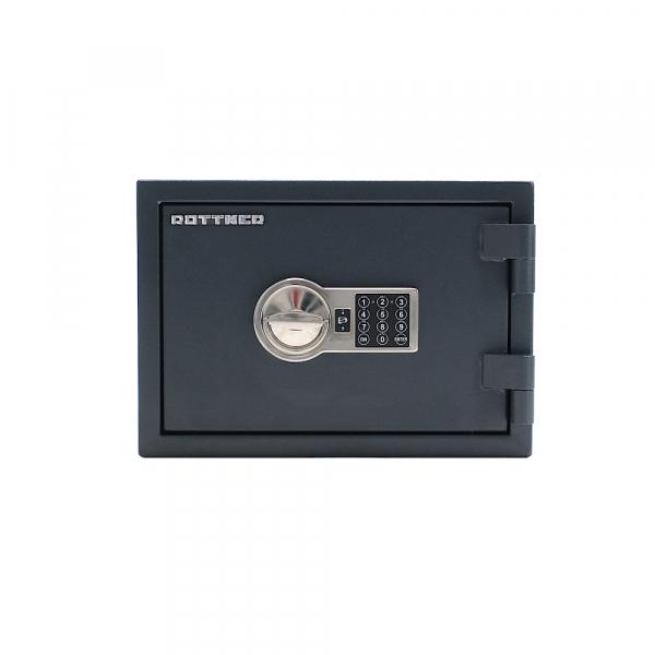 Seif certificat antiefractie antifoc Fire Hero 30 inchidere electronica 1