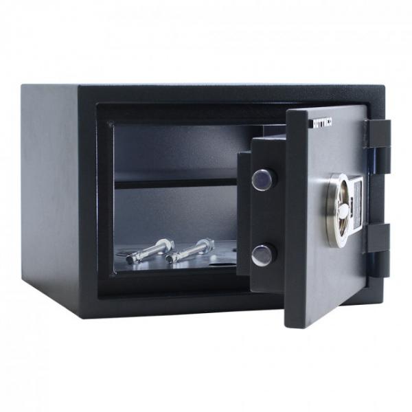 Seif certificat antiefractie antifoc Fire Hero 30 inchidere electronica 2