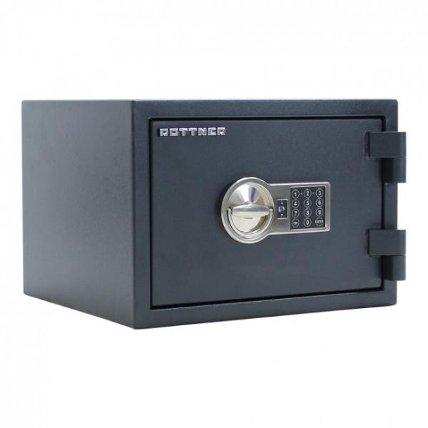 Seif certificat antiefractie antifoc Fire Hero 30 inchidere electronica 0