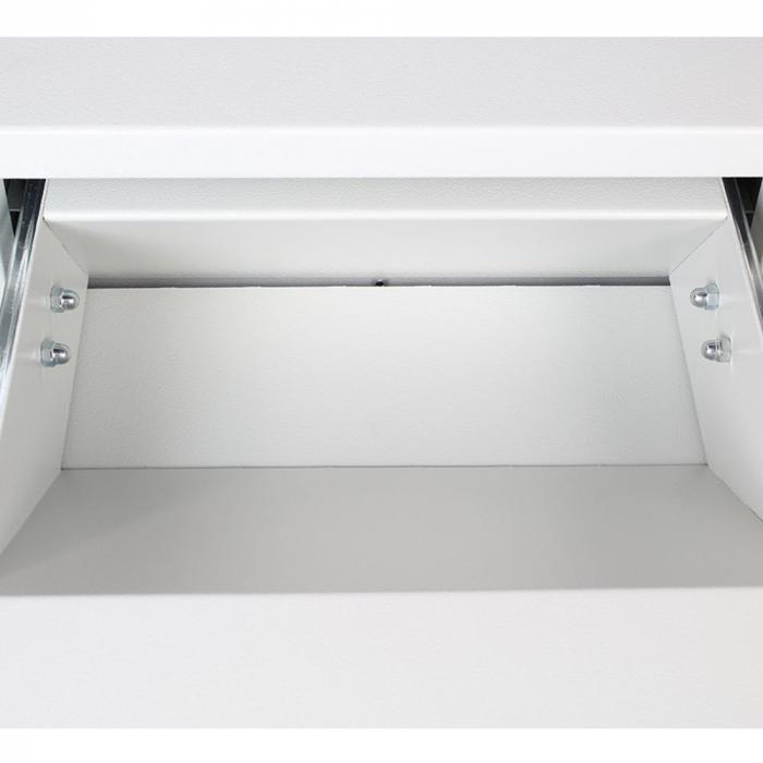 Seif certificat antiefractie cu sertar de alimentare RSR 1/65 inchidere electronica [6]