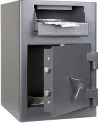 Seif certificat antiefractie cu sertar de alimentare RSR 2/19 inchidere cheie 1