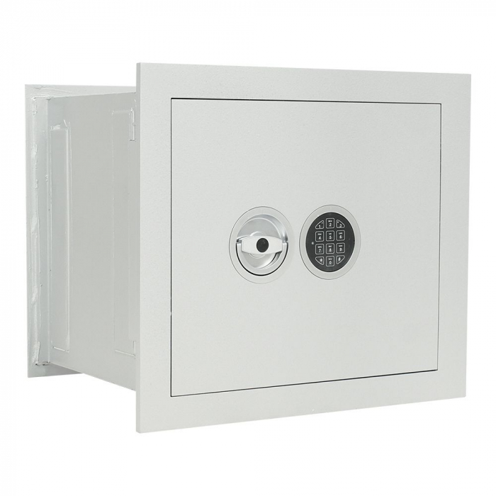 Seif certificat antiefractie incastrabil in perete Stone SE 45 inchidere electronica [0]