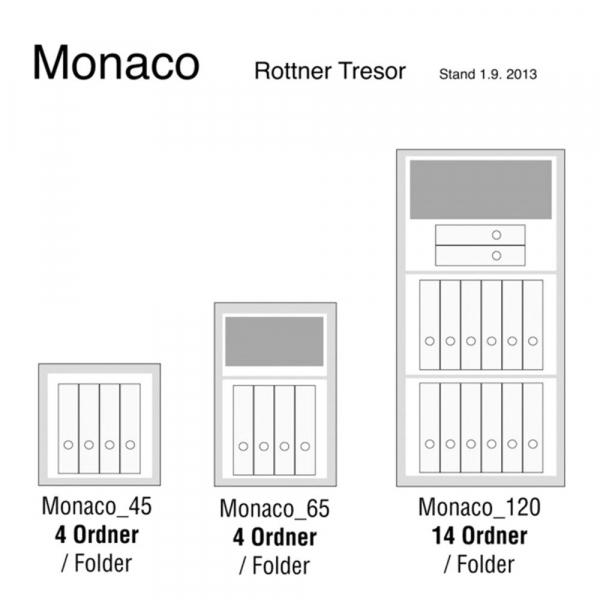Seif certificat antiefractie Monaco 120 inchidere electronica [7]
