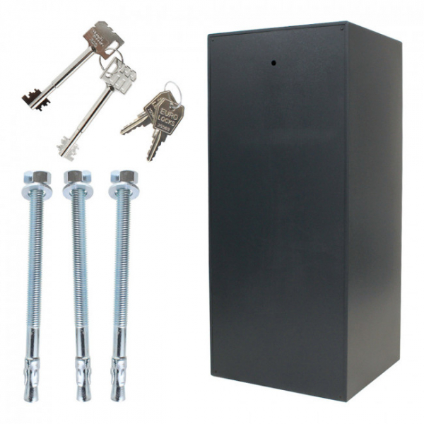 Seif certificat antiefractie Power Safe 1000 inchidere cheie [5]