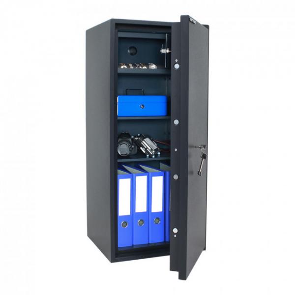 Seif certificat antiefractie Power Safe 1000 inchidere cheie 3